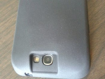 Samsung Galaxy Note 2 Kamera