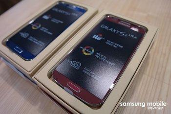 Samsung Galaxy S4 LTE Advanced