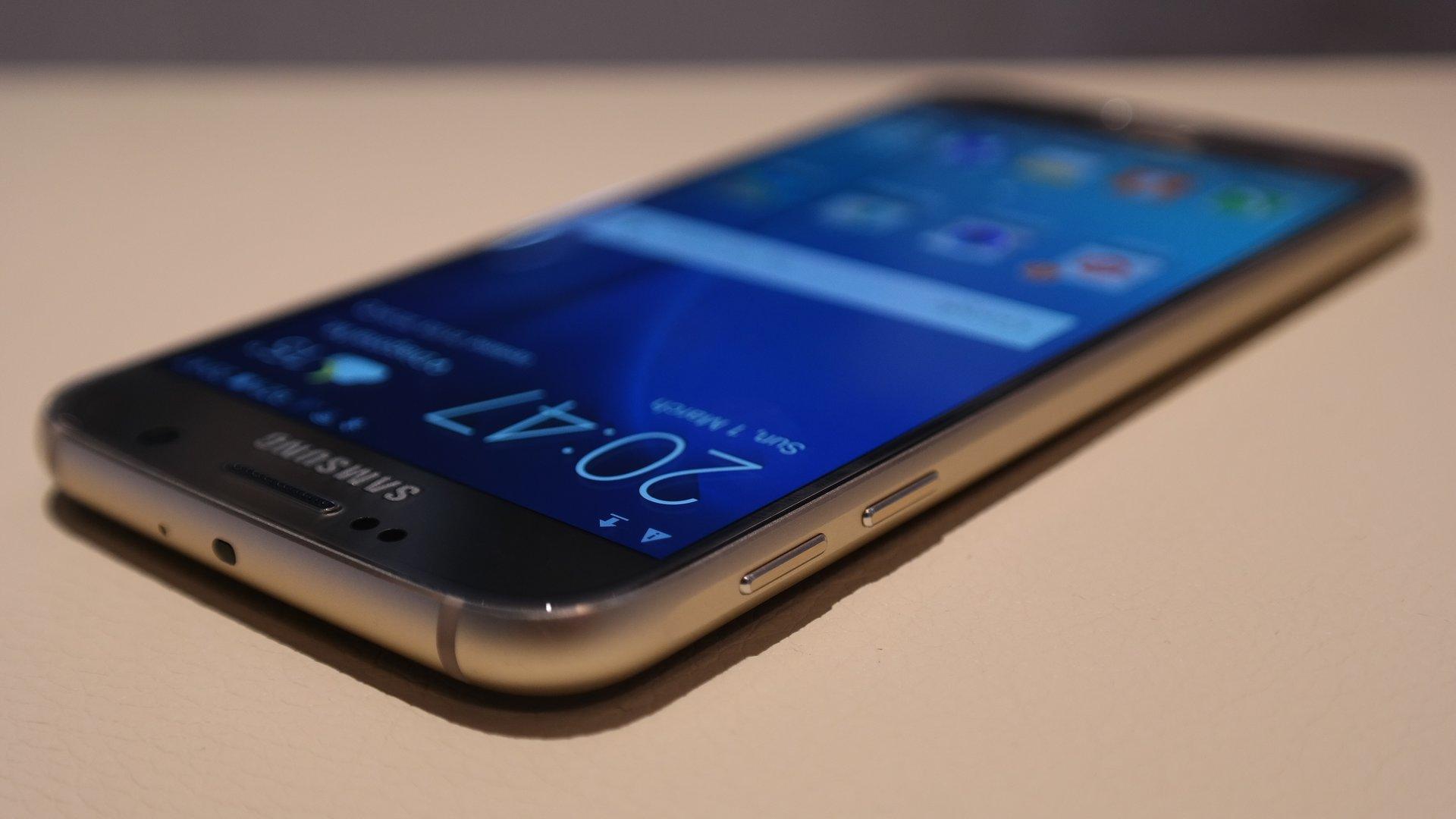 Samsung galaxy s6 - Bildergalerie Samsung Galaxy S6 1 Von 8 Bildern 000