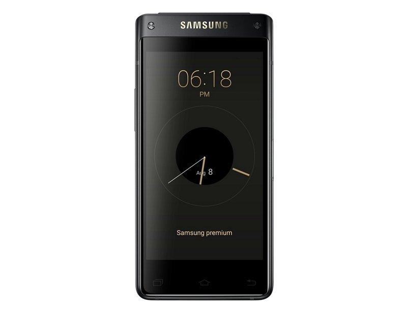 Samsung Leader 8: Flip-Phone für China