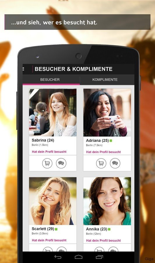 Top ten iphone dating apps