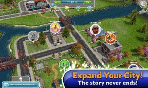 Die Sims Freispiel Screenshot 5
