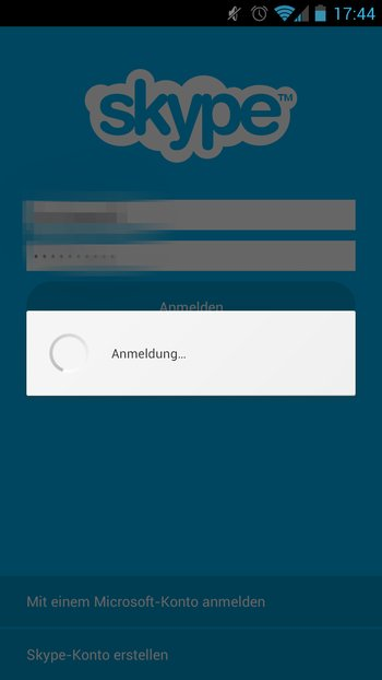 Skype 3.0 für Android