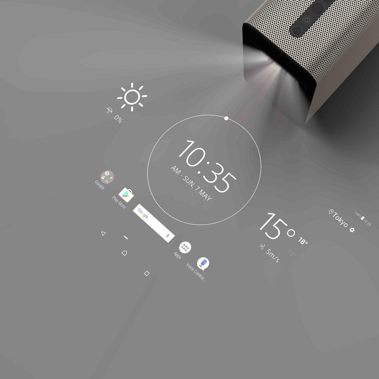 Bildergalerie Sony Xperia Touch