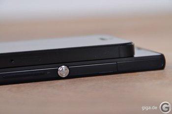 iPhone 5 und Sony Xperia Z