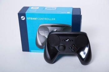 Der Steam-Controller und seine Verpackung