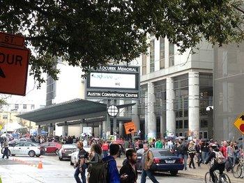 Convention Center SXSW