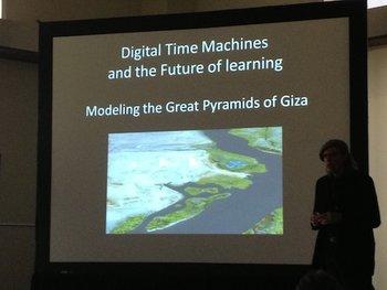 Digitale Zeitmaschinen
