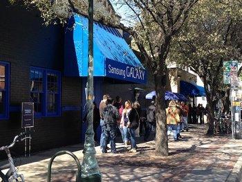 Samsung Loung - all over