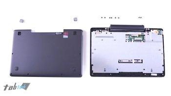 Tastatur-Dock-des-Asus-Transoformer-Book-T100TA-ohne-HDD-zerlegt