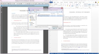 The new Office Word PDF-Reflow