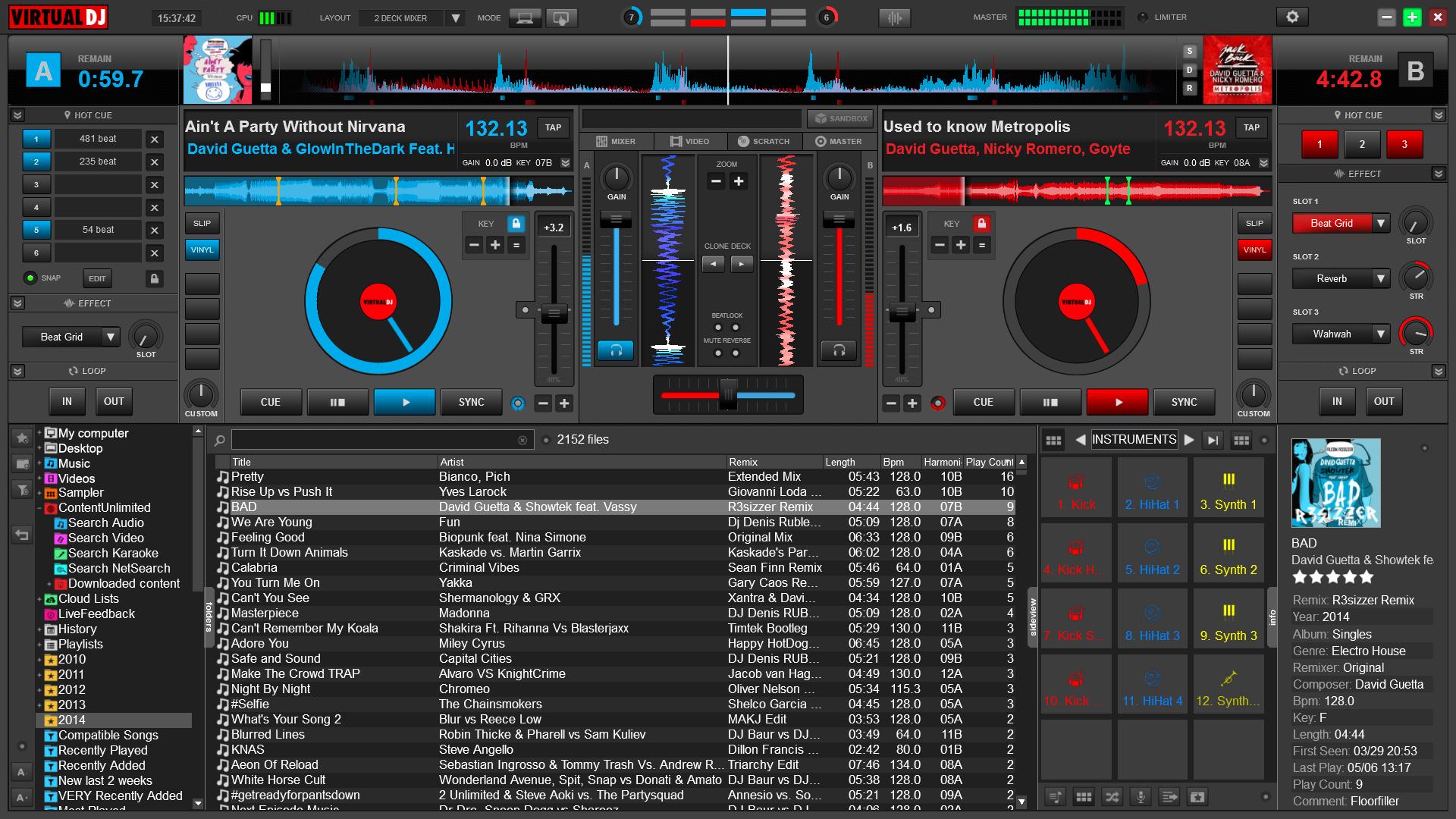 Virtual DJ Home Free Download – GIGA
