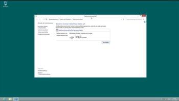 Windows 8 Backup erstellen