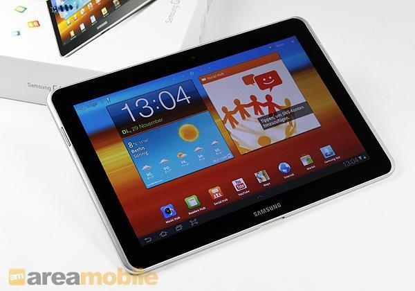 Samsung Galaxy Tab 10.1N soll ebenfalls von Apple verboten werden