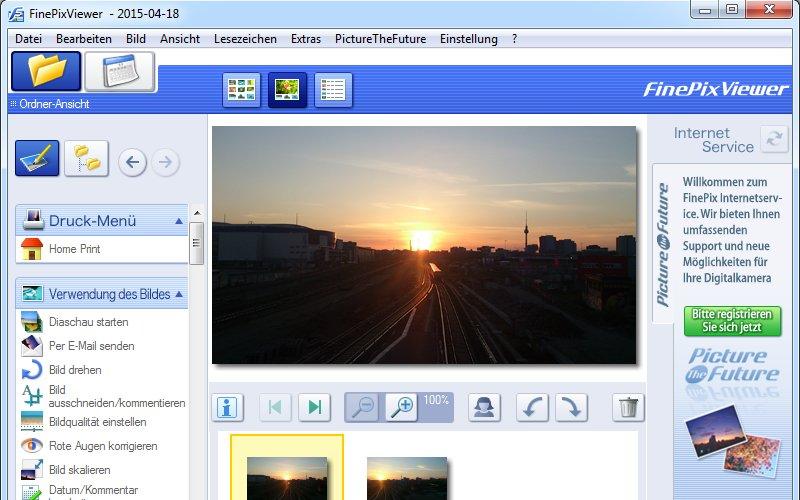 FinePixViewer