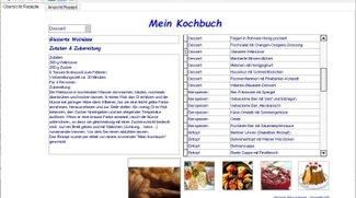 Mein Kochbuch - Rezeptdatenbank