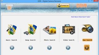 Digital Camera Photo Recovery Tool