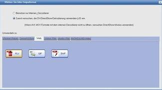 Total Video Converter - Testversion