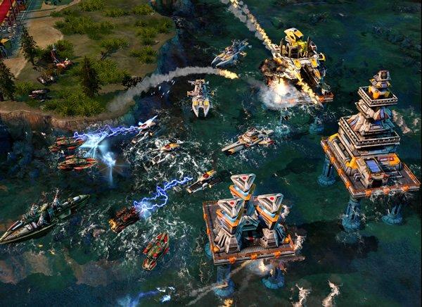Alarmstufe Rot 3: Schlachten zu hoher See sind nun mehr im Fokus denn je