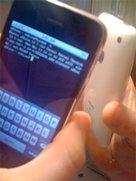 iPhone 3GS: JAILBROKEN