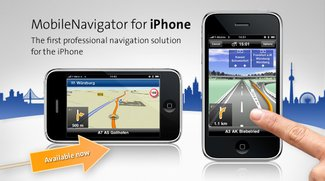 Navigon: MobileNavigator für D, A &amp&#x3B; CH