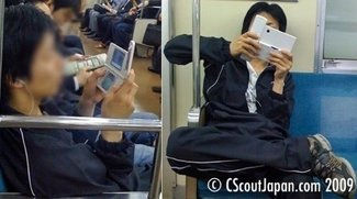 Pic of the Day: Mobile Gaming