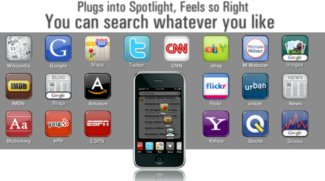 App of the Day: Universal Search