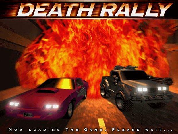 Death Rally kostenlos spielen