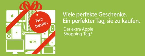 "Kommender Freitag: Rabatte im Apple Store am ""Black Friday"""