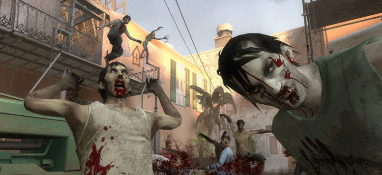 Xbox Live: Holiday Special mit L4D2, Forza 4