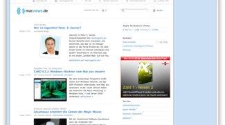 Zum macnews.de-Facelift