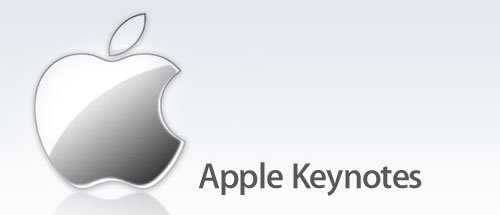 Apple Keynote Podcasts