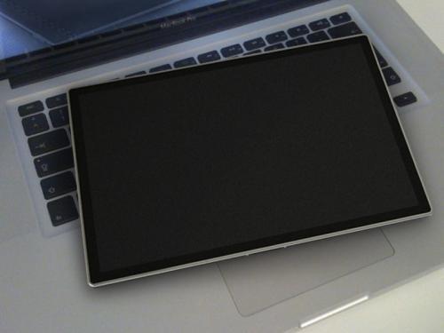 Spypics: Original-Fotos des Apple Tablets?