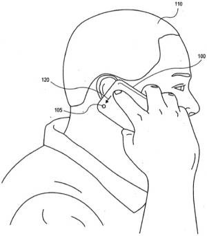 Apple-Patent zur iPhone-Steuerung über Kamera und Rückseite
