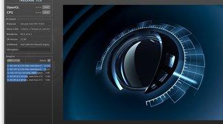 Cinebench 11.5: Leistungstest von CPU und Grafikkarte