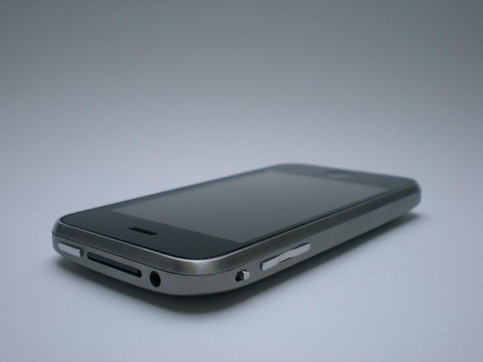 iPhone aus Titan: Weitere Informationen