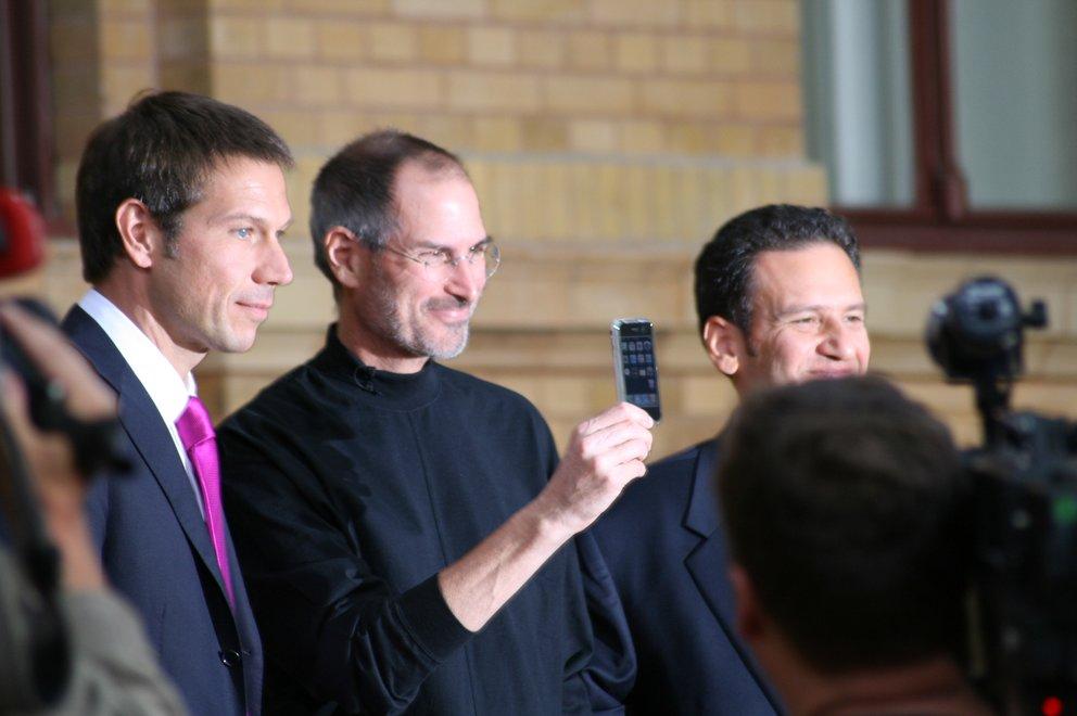 Telekom: Bisher 1,5 Millionen iPhones in Deutschland