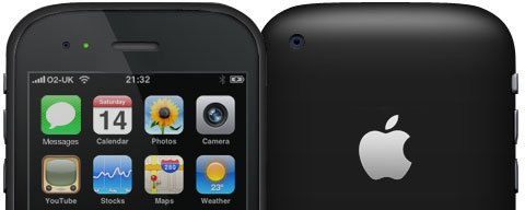 iPhone 4G Camera