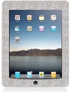 Diamantenfieber: iPad mit hochkarätiger Hülle
