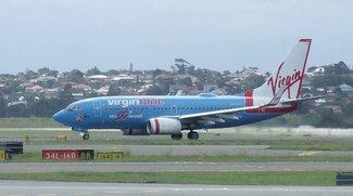 Virgin-Airline verzichtet auf Flash