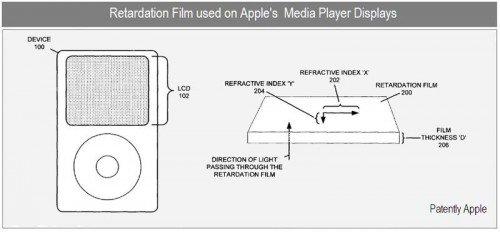 Apple-Patent für Displaybeschichtung