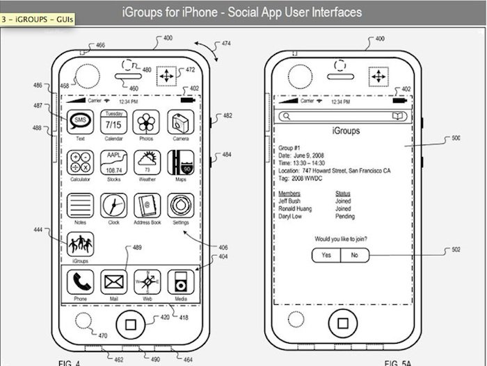 iGroups: Neues Apple-Patent für Social Networking