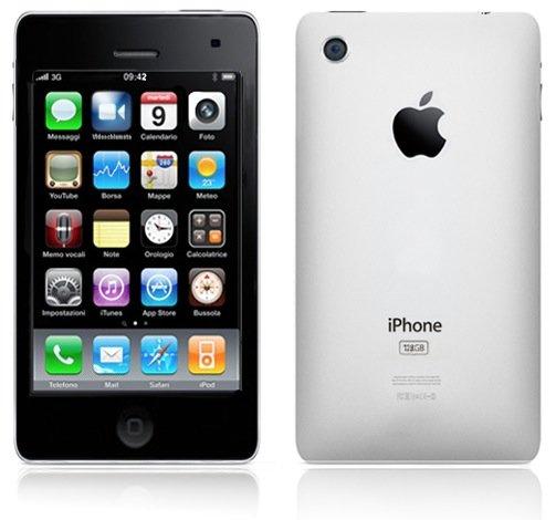iPhone 4G Konzept von JCross