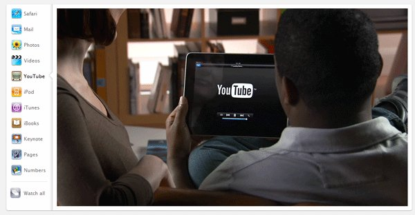 iPad: 27-Minütige App-Videotour auf apple.com