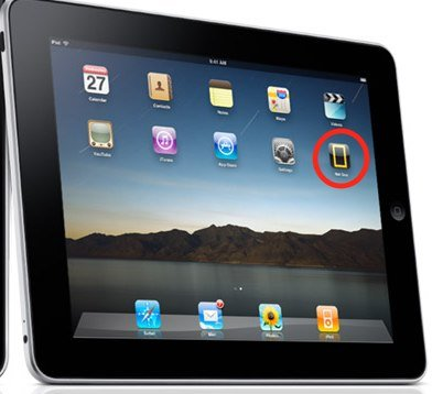 iPad National Geographic Icon
