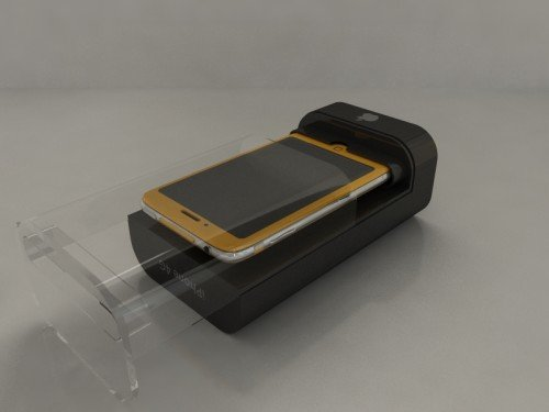 iPhone 4Gen-Konzept von Seraphan