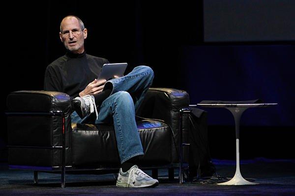 Steve Jobs: Demnächst Universal Mailbox am iPhone/iPad