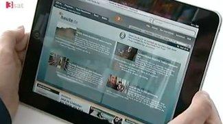 Vid of the Day: 3sat neues zum iPad-Start