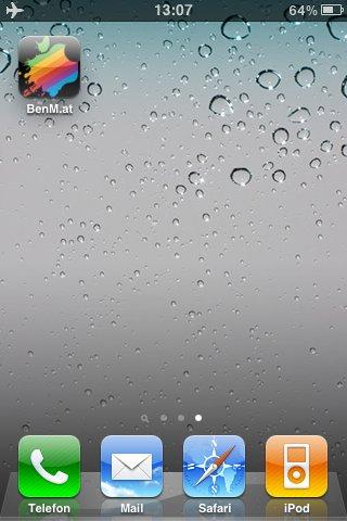 iPhone OS4 - Thema für Winterboard verfügbar