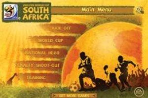 FIFA WM Südafrika 2010: EA verlegt die WM auf dem iPhone vor